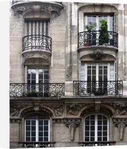 Balcon Parisien I by Tony Koukos