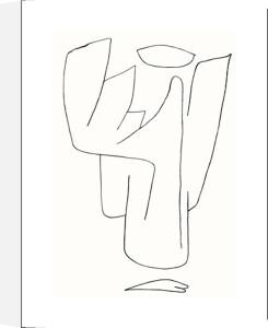 Engelsam, 1939 by Paul Klee