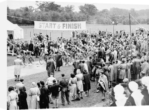 London Olympics 1948 - Cycling by Anonymous