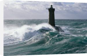 Phare du Four by Jean Guichard