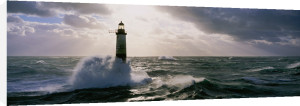 Phare d'Armen III by Jean Guichard