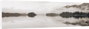 Lakeside Reflections by John Harper