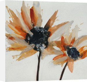 Sepia Bloom I by Lilian Scott