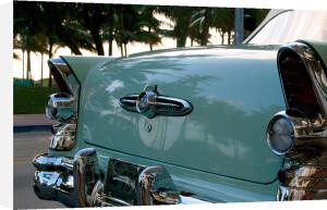 South Beach Reflections by Tony Koukos