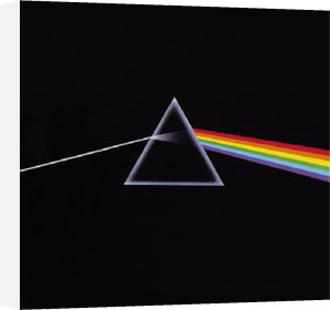 Pink Floyd - Dark Side of the Moon by Anonymous