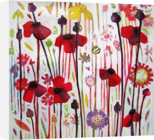 June Poppy by Shyama Ruffell