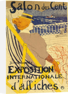 La Passager, 1895 by Henri de Toulouse-Lautrec
