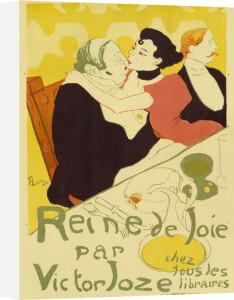 Reine de Joie, 1892 by Henri de Toulouse-Lautrec