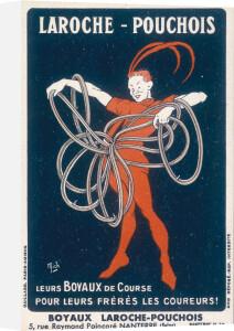 Laroche-Puchois Inner-tubes, 1910 by Michel Liebeaux