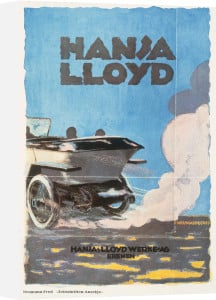 Hansa Lloyd Automobiles, 1914 by Anonymous