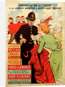 Paris to London Trains, 1899 by Anonymous