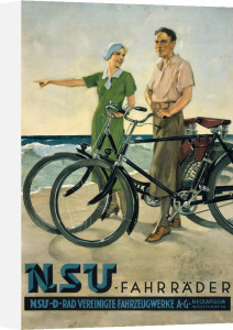 NSU Cycles, 1930 by Anonymous