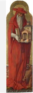 Saint Jerome by Carlo Crivelli