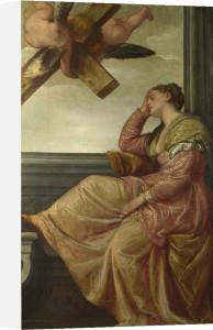 The Dream of Saint Helena by Paolo Caliari Veronese