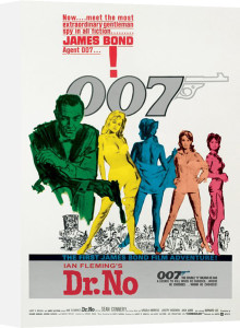 James Bond - Dr. No by Anonymous