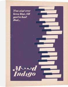 Mood Indigo by Anthony Peters