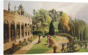 The Colonnade, Alton Gardens by Edward Adveno Brooke