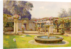 The Fountain Court by Edith Helena Adie