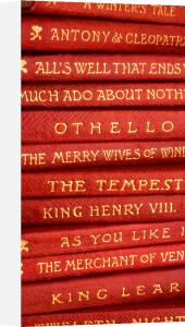 Shakespeare by Deborah Schenck