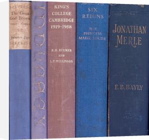 To Read in Blue by Deborah Schenck