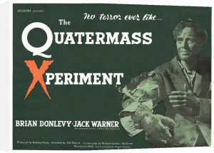 The Quatermass Xperiment by Hammer