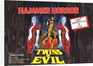 Twins of Evil by Hammer