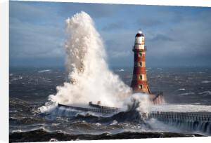 Roker Lighthouse by John Kirkwood