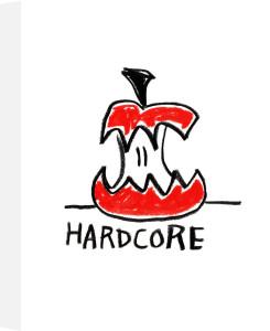 Hardcore by Stephen Anthony Davids