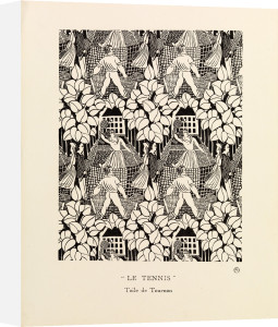 Le tennis by Gazette du Bon Ton