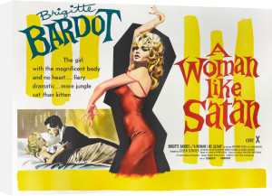 A Woman Like Satan by Cinema Greats