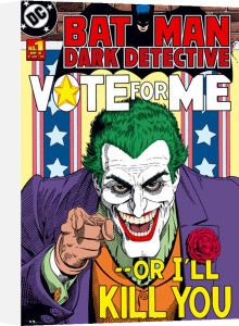 Batman - Joker Vote For Me by DC Comics