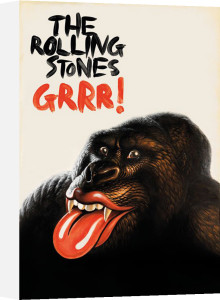The Rolling Stones - Grrr! by Anonymous