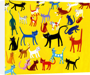 Cats by Christopher Corr