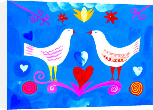 Love Birds by Christopher Corr