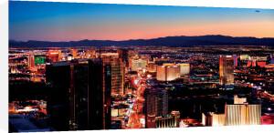 Las Vegas Strip by Songquan Deng