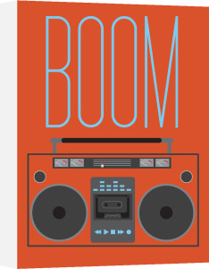 Boom Box by Jeremy Harnell