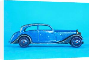 Rolls Royce Limousine - Profile by Kim Sayer