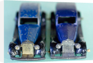 A Pair of Rolls Royces by Kim Sayer
