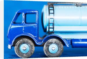 Blue Tanker by Kim Sayer