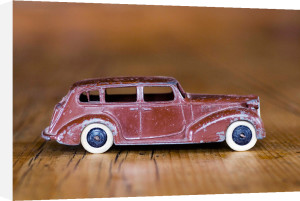 American Packard Limousine by Kim Sayer