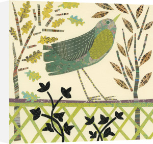 Trellis Bird by Jane Robbins