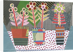 Pots & Spots by Jane Robbins