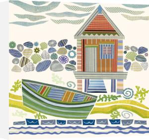 Seashore by Jane Robbins