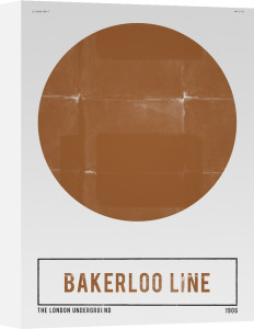 Bakerloo Line by Nick Cranston