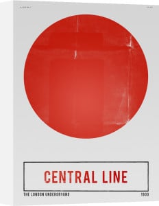 Central Line by Nick Cranston