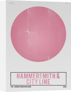 Hammersmith & City Line by Nick Cranston