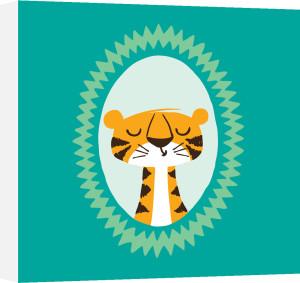 Sleepy Tiger by Sophy Henn