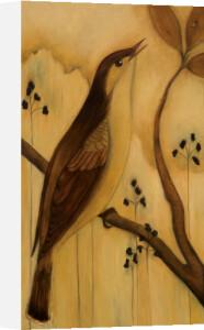 Bird IV by Linda Cullum