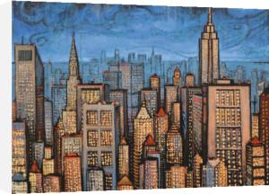 Twilight Skyline by Timothy Craig