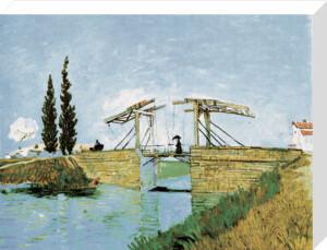Bridge by Vincent Van Gogh